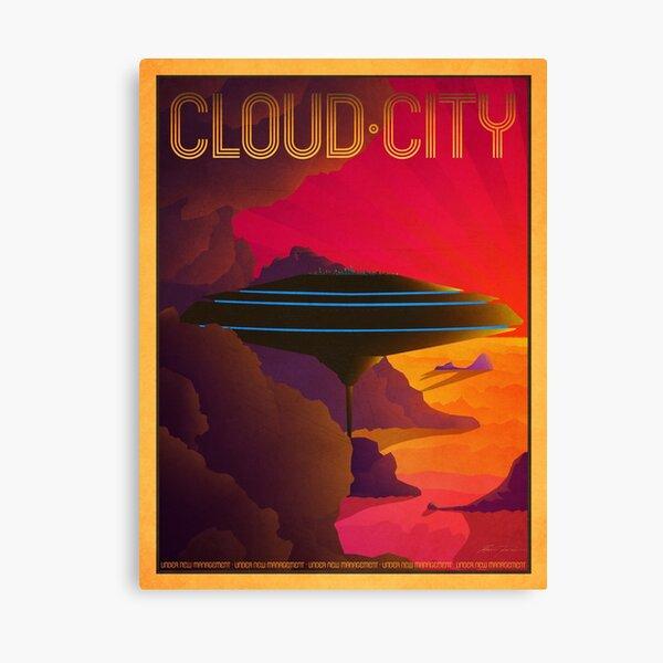 La ciudad nublada de Bespin. No dude en enviarme un correo electrónico con preguntas y solicitudes. Lienzo