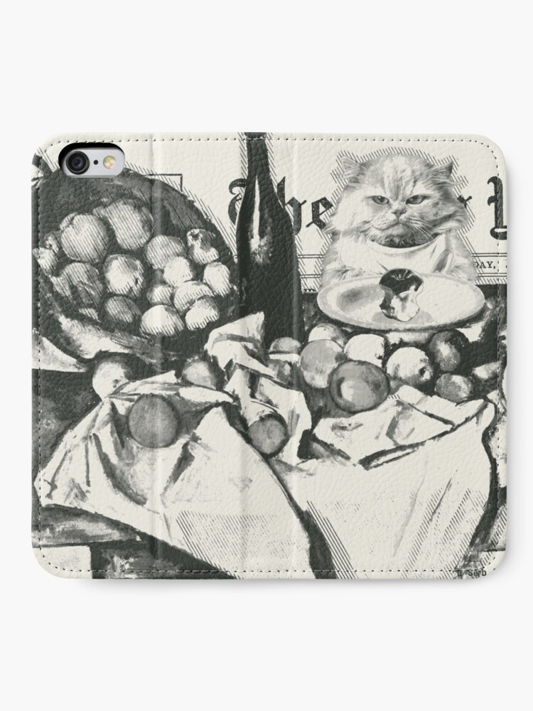 Alternative Ansicht von The basket of apples  iPhone Flip-Case