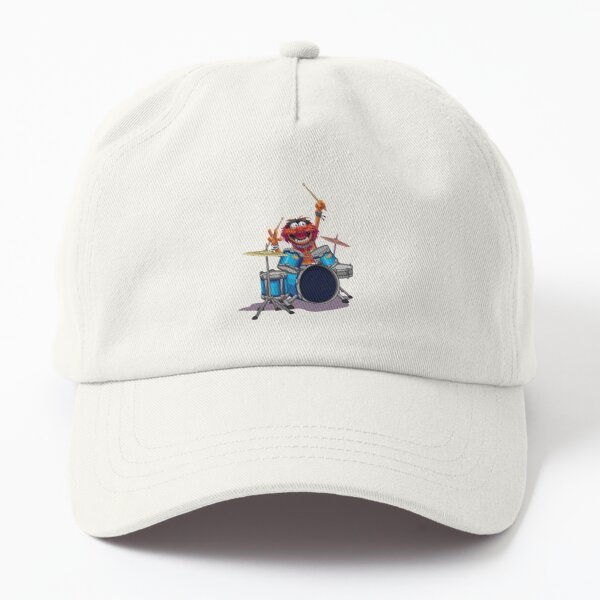 Animal Drummer The Muppets Show Dad Hat