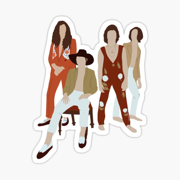 Greta Van Flotte Sticker