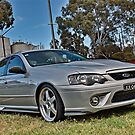 Silver Ford Falcon by Ferenghi