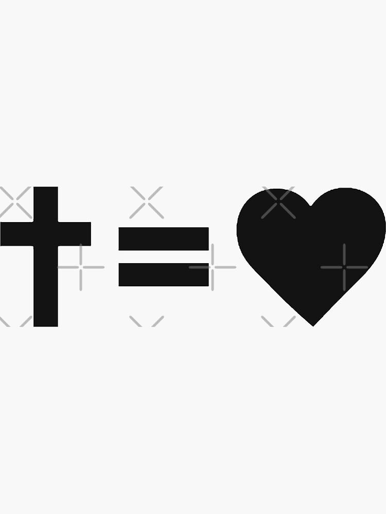 Christliches Symbol von WordsFromHeaven