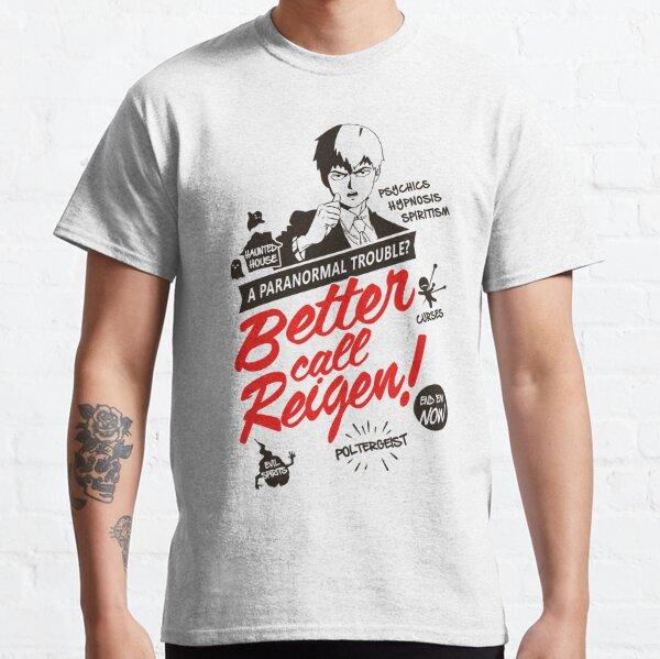 Better Call Reigen Classic T-Shirt
