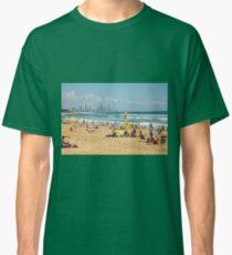 Gold Coast and Burleigh Heads Australia Classic T-Shirt