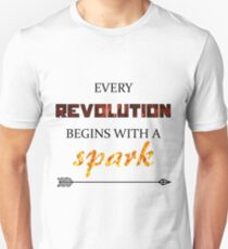 The Hunger Games - Spark  T-Shirt