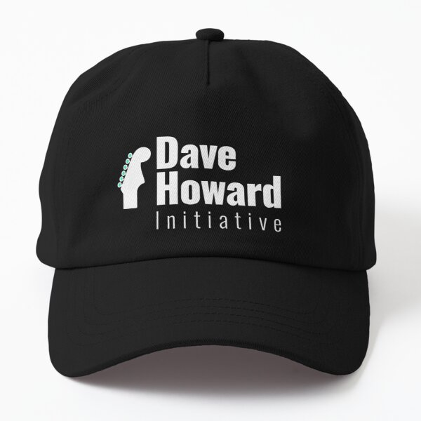 David Howard Initiative Logo Wear! Dad Hat
