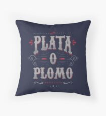 Colombian deal Throw Pillow