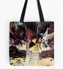 Void War The Keeper of Sin Tote Bag