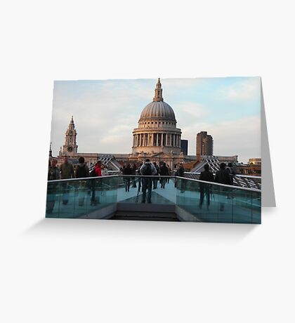 Dome, Sweet Dome Greeting Card