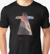 JUSTICE WOMAN CROSS ALBUM COVER  Unisex T-Shirt
