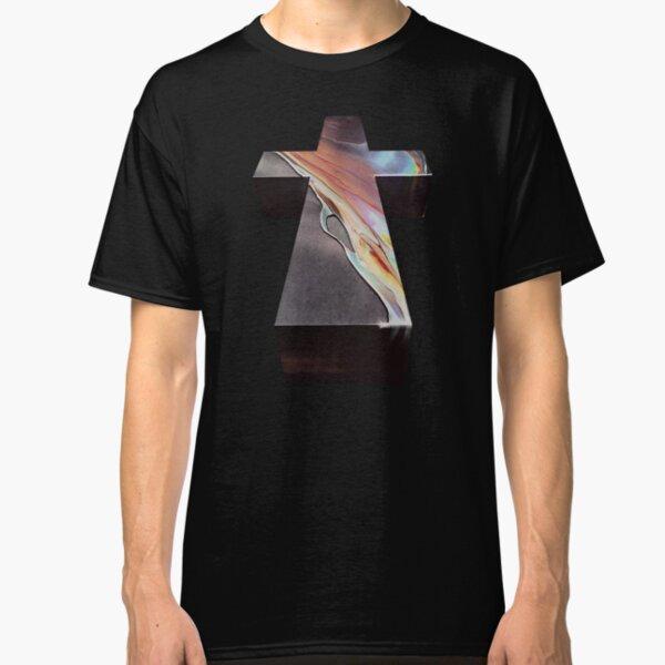 JUSTICE WOMAN CROSS ALBUM COVER  Classic T-Shirt