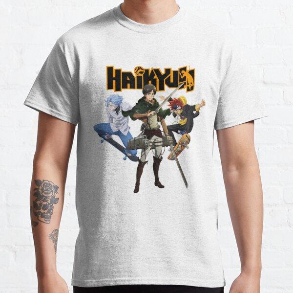 bootleg haikyu shirt  Classic T-Shirt