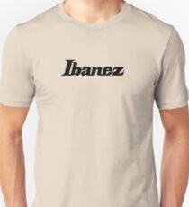 Ibanez black T-Shirt