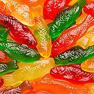 Gummy Fish by Tony  Bazidlo