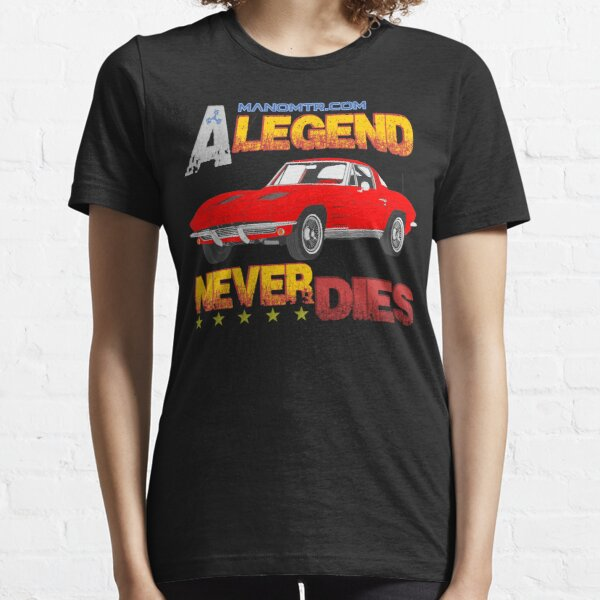 A Legend Never Dies (VETTE S.R.) Essential T-Shirt