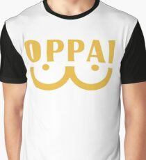OPPAI - One Punch Man Graphic T-Shirt