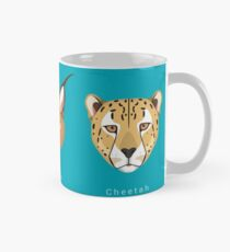 Three Big Cats Mug