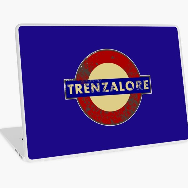 TRENZALORE TUBE STATION Laptop Skin