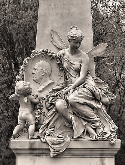 Beautiful Grave. by Lee d'Entremont