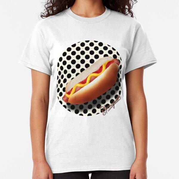 Too Cute To Eat Hot Dog Sandwich Food Hotdog Novelty DT Youth Kids T-Shirt Tee