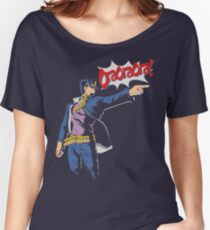 STARDUST ATTONEY Women's Relaxed Fit T-Shirt