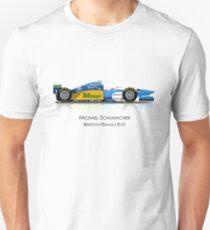 Michael Schumacher - Benetton Renault B195 Unisex T-Shirt