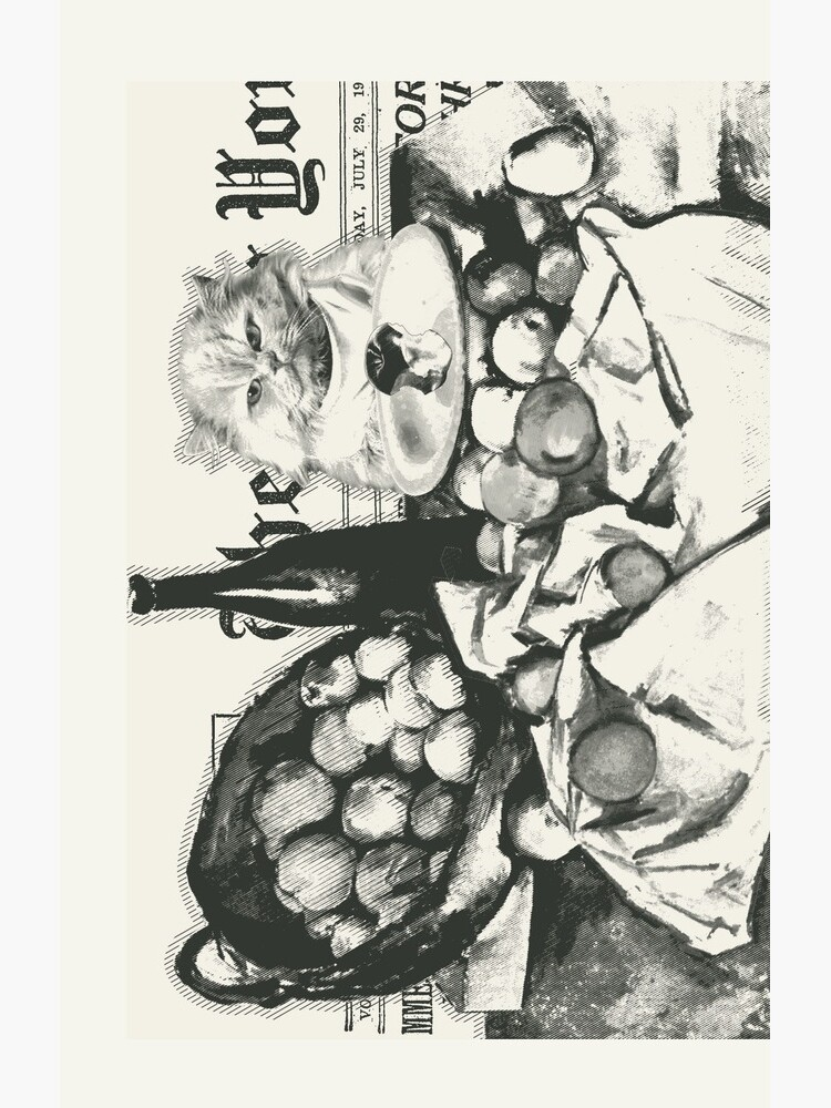 The basket of apples  von catFreud