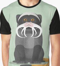 Emperor Tamarin Graphic T-Shirt