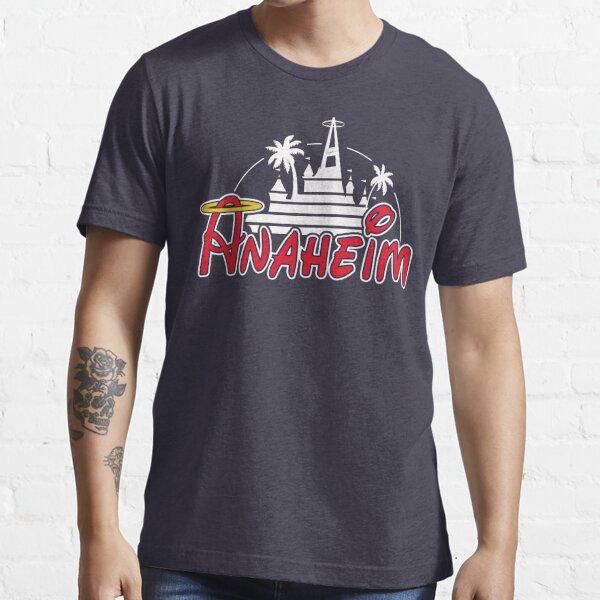 Anaheim City Connect Logo Essential T-Shirt