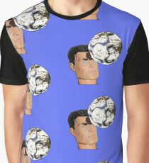 Soccer Header Graphic T-Shirt
