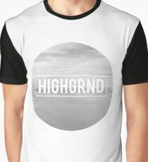 Highgrnd - Logo Graphic T-Shirt