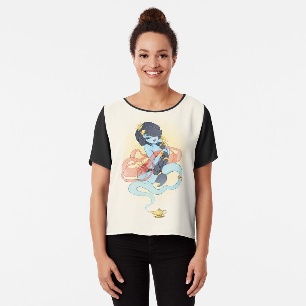 Genie Princess Chiffon Top