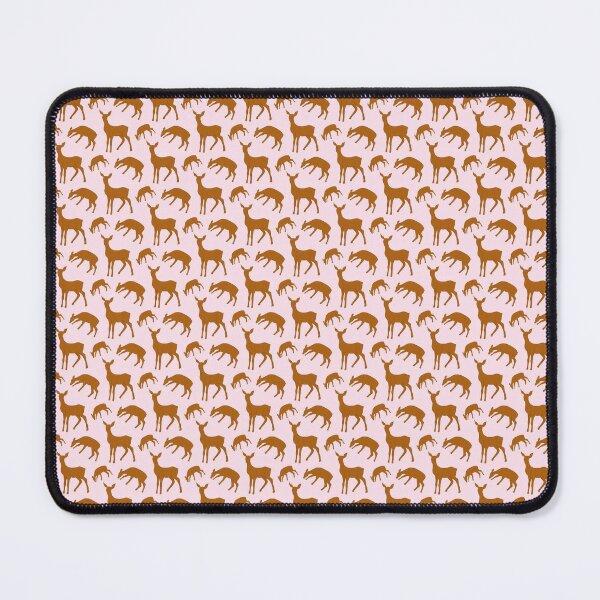 Nara Park Deer Pattern Coordinate Mouse Pad