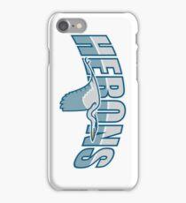 Herons iPhone Case/Skin