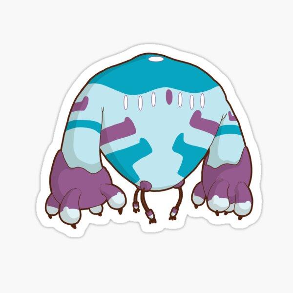 Arkyne 003: Porgobboagon Sticker