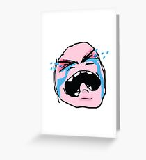 It's My Party And I'll Cry If I Wanna Greeting Card