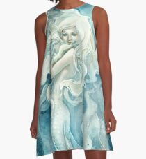Mermaid A-Line Dress
