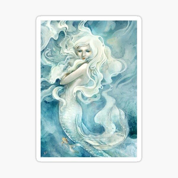 Mermaid Sticker