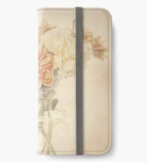 A Posy of Flowers iPhone Wallet/Case/Skin