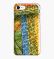 Knitted Stripes iPhone Case/Skin