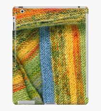 Knitted Stripes iPad Case/Skin