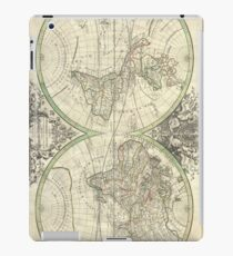 Old world map drawing ipad cases skins redbubble vintage map of the world 1691 ipad caseskin gumiabroncs Images