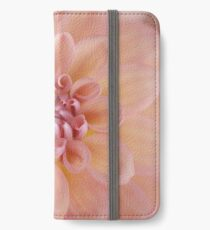 Soft Peach iPhone Wallet/Case/Skin