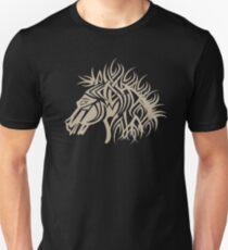 Tribal Horse Cool Vector Tshirt  Unisex T-Shirt