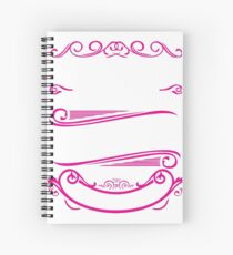Funny Party Spiral Notebook