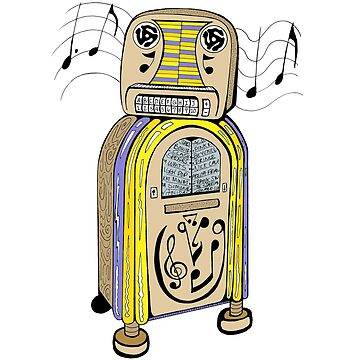 Jukebox Bot by SurlyAmy