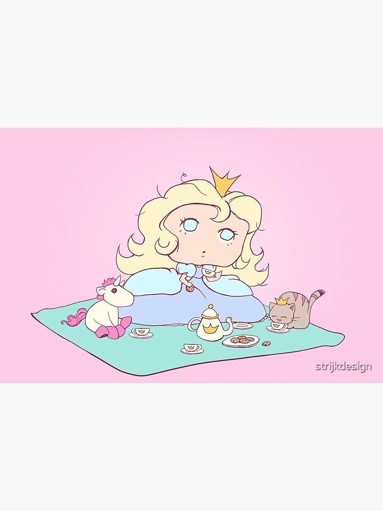 Lil´ Princess Tea Time by strijkdesign
