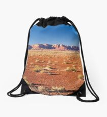 The Vermillion Cliffs Drawstring Bag