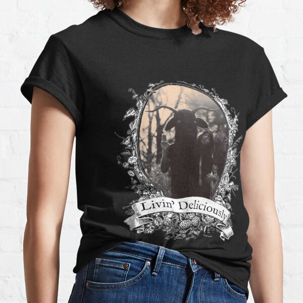 Livin' Deliciously Classic T-Shirt