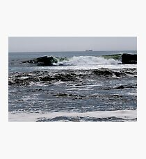 Breaking Wave Photographic Print